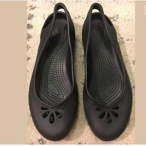 Crocs kadee slip on flats